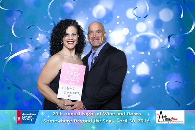 American Cancer Society Wine & Roses Gala