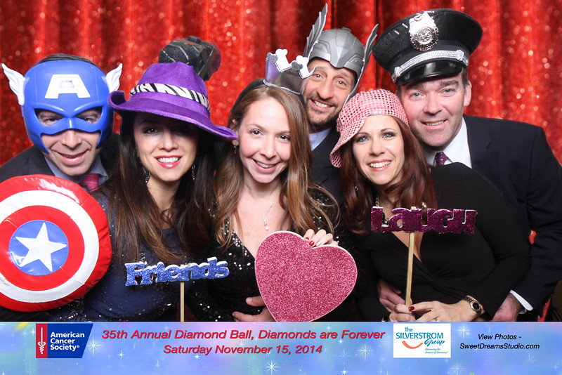 american cancer society diamond ball nj