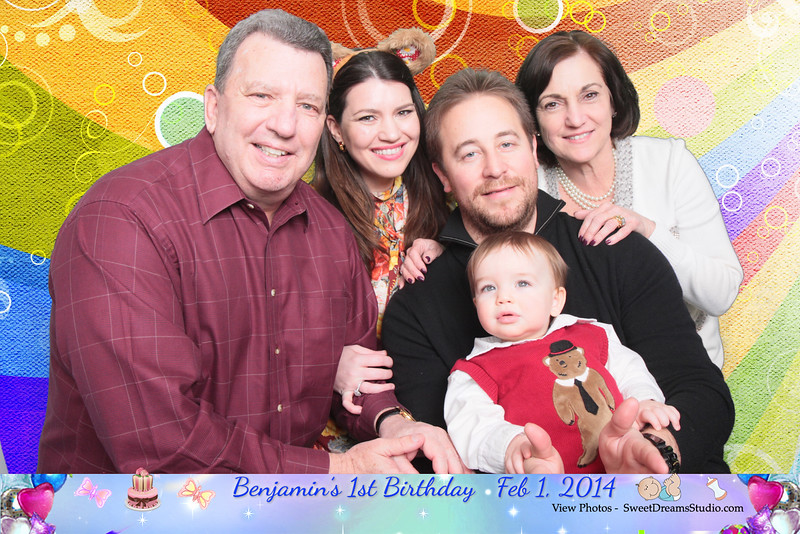 photo booth birthday party NJ NY