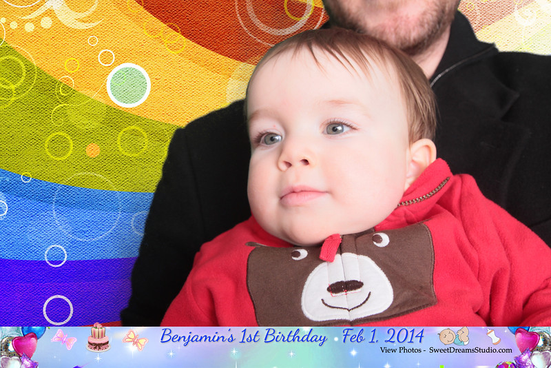 baby birthday party photography NJ NY