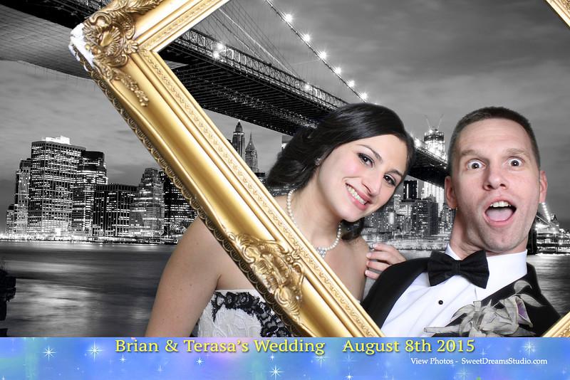 wedding photography booth