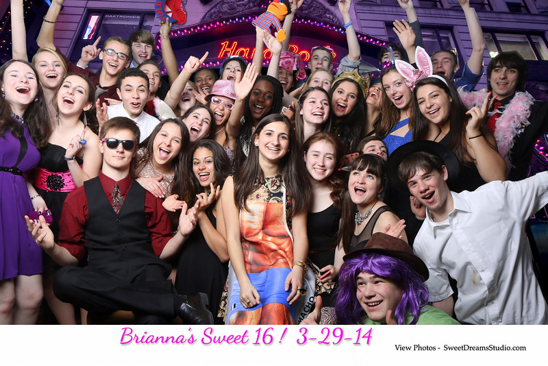 photographer sweet 16 ny