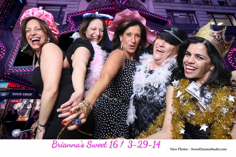 sweet 16 party ideas nj ny