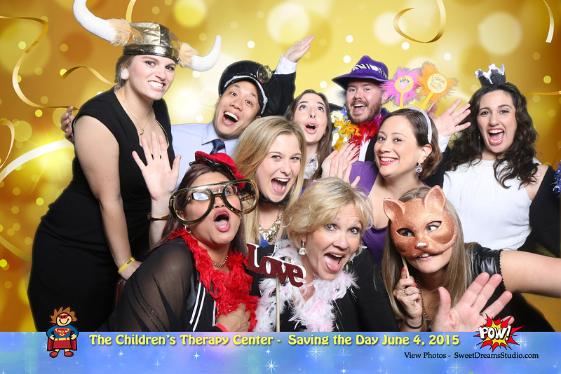 Photo Booth for Childrens Therapy Center 22nd Annual Gala at Venetian Garfield NJ