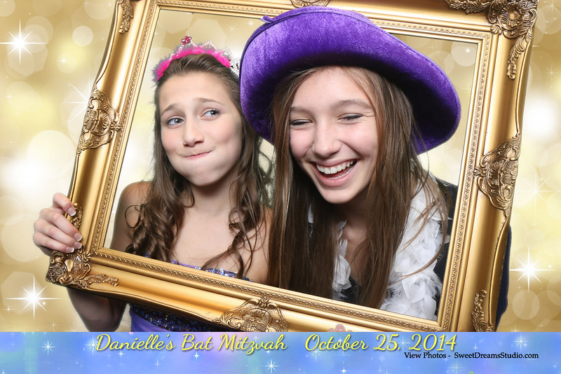 photography booth bat mitzvah party