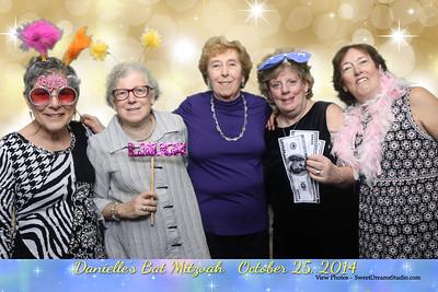 Danielle Bat Mitzvah Party