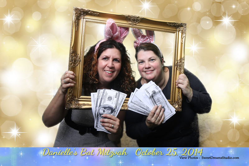 photographer booth bat mitzvah party