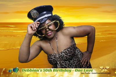 Debbian 50th Birthday