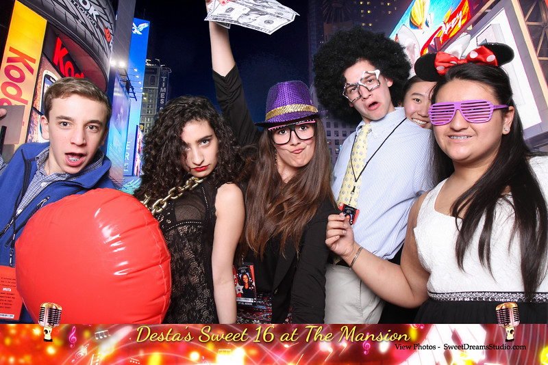 sweet 16 party photos