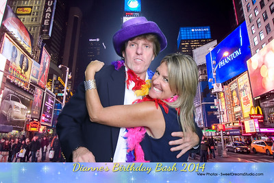 Dianne Birthday Party 2014 River House NJ
