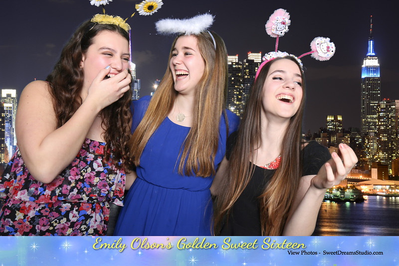 sweet 16 party photography nj ny