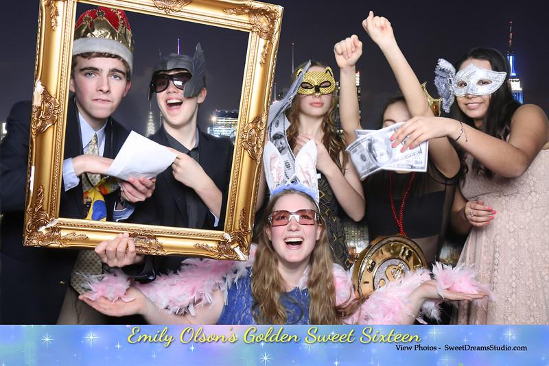 nj ny sweet 16 party photography