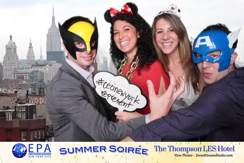 photo booth rental Thompson LES Hotel NY