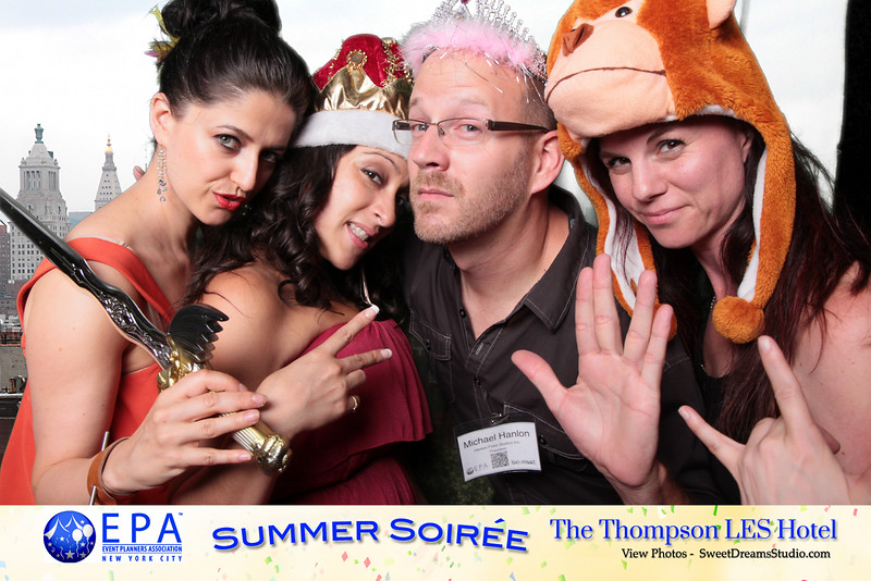 photo booth Event Planners Association NYC