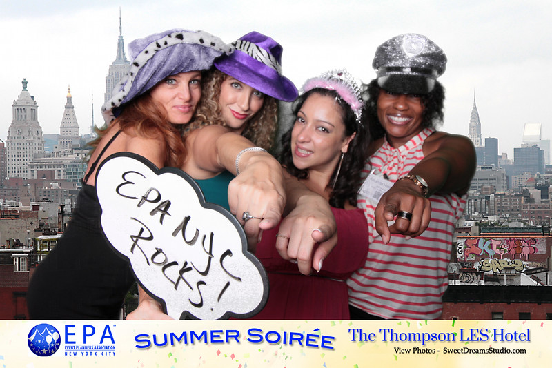 photo booth rental EPA Thompson Hotel NY