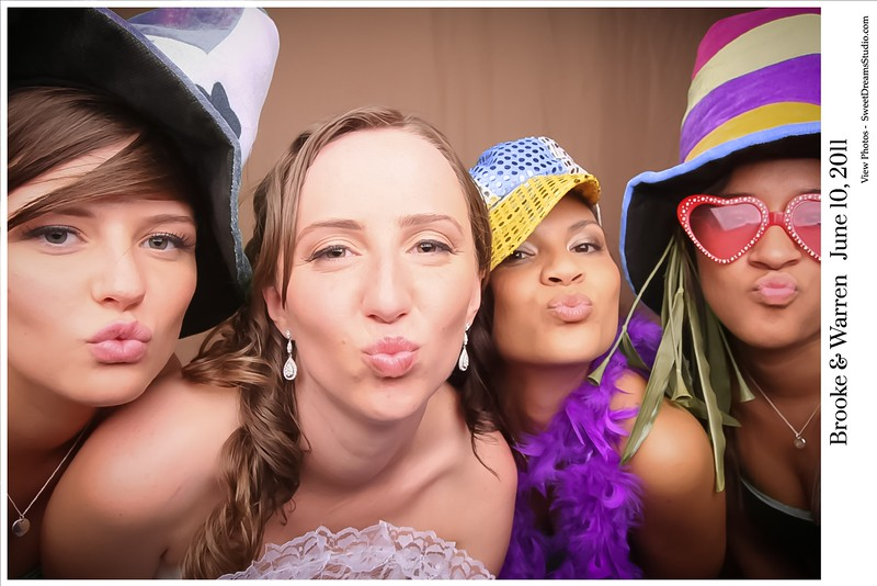 Photo Booth  Brooke Warren Wedding Officer's Club NJ NYC