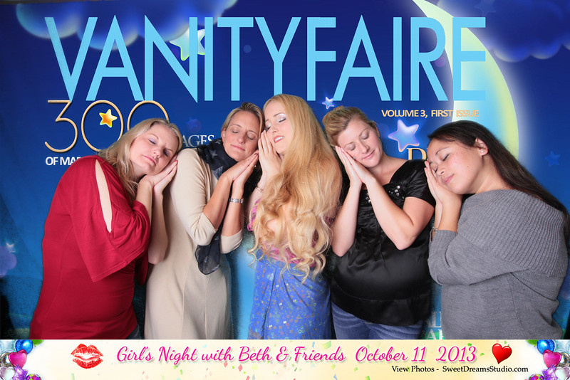 rent photo booth girls party