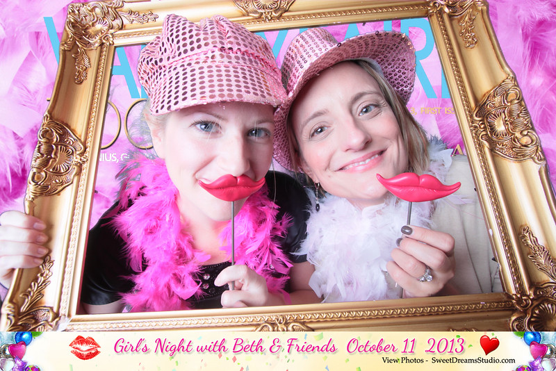 photo booth rental girls party