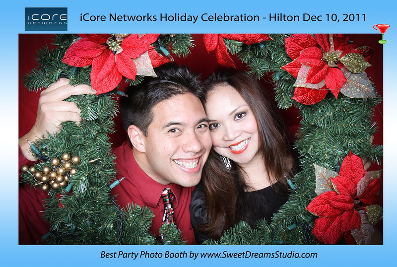 photo booth nj nyc holiday party