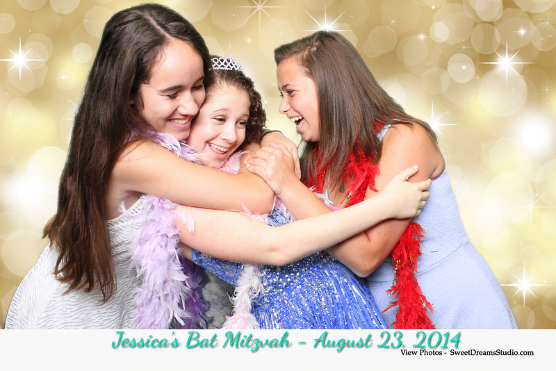 bat mitzvah photo booth nj ny