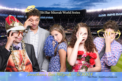 Jon Bar Mitzvah Party