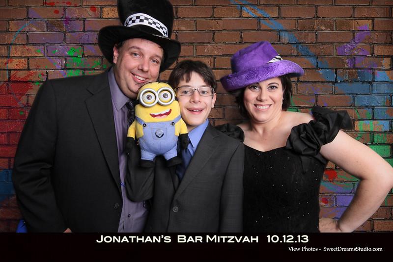 bar mitzvah photo booth NY