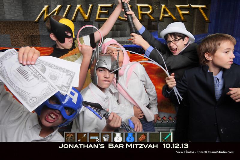 bar mitzvah photo booth NJ NY