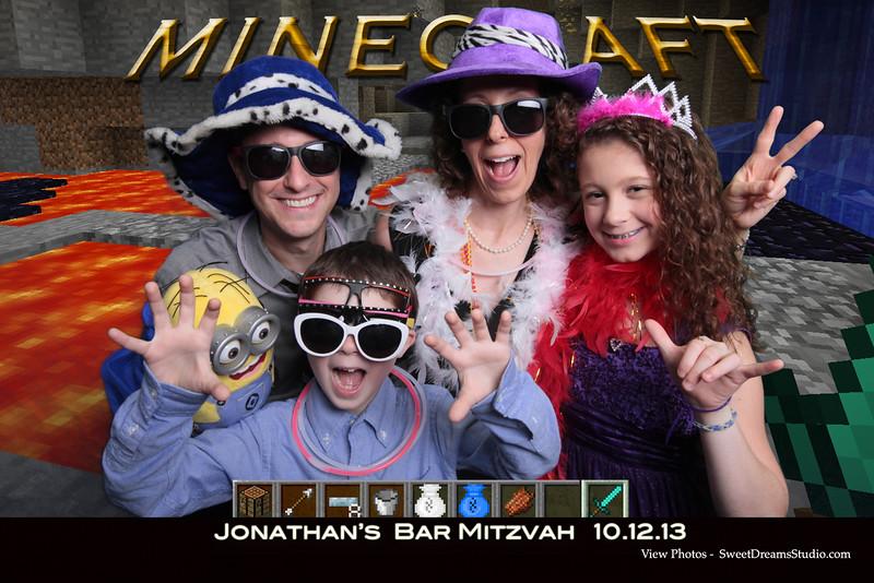 photo booth bar mitzvah
