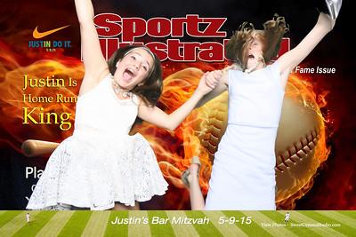 Justin Bar Mitzvah