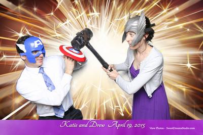 Katie Drew Wedding