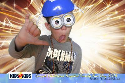 Kids4Kids Family Fun Day for Goryeb Children Hospital
