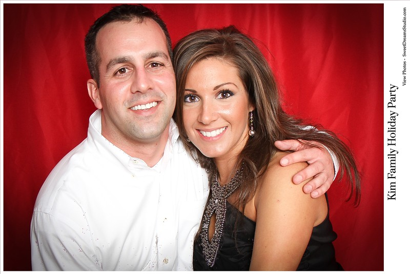 photo booth nj nyc christmas party