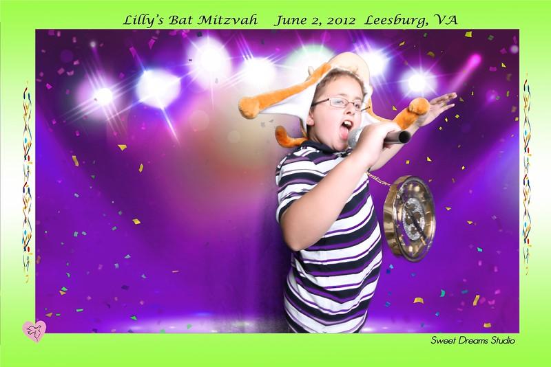 photo booth nj nyc bat mitzvah
