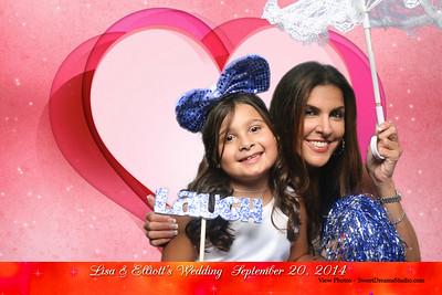 Lisa Elliott Wedding