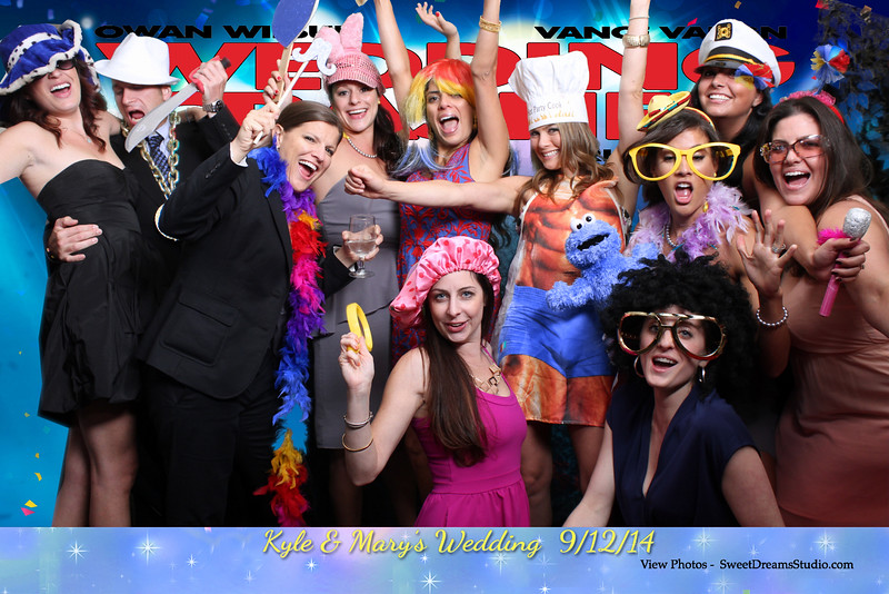 wedding photo booth NJ NY