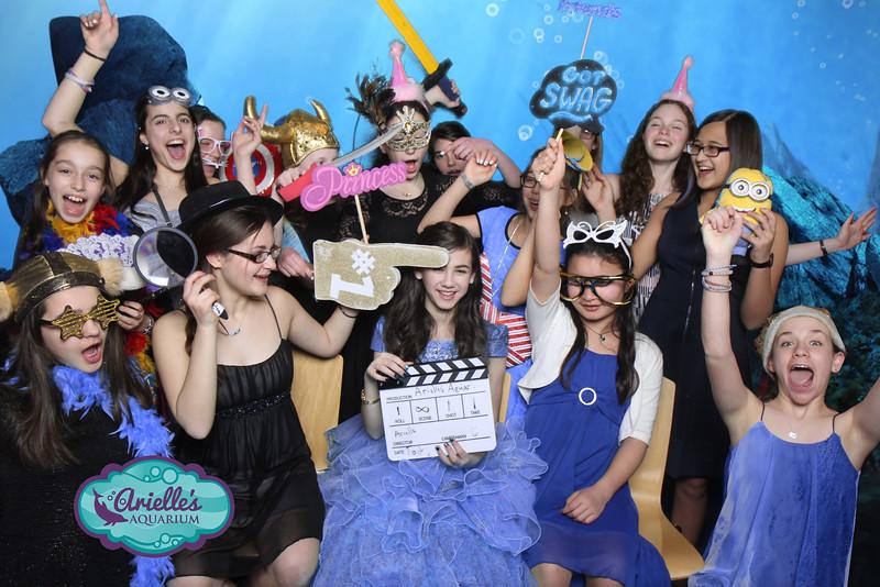 minions photo booth bar mitzvah party NJ NY