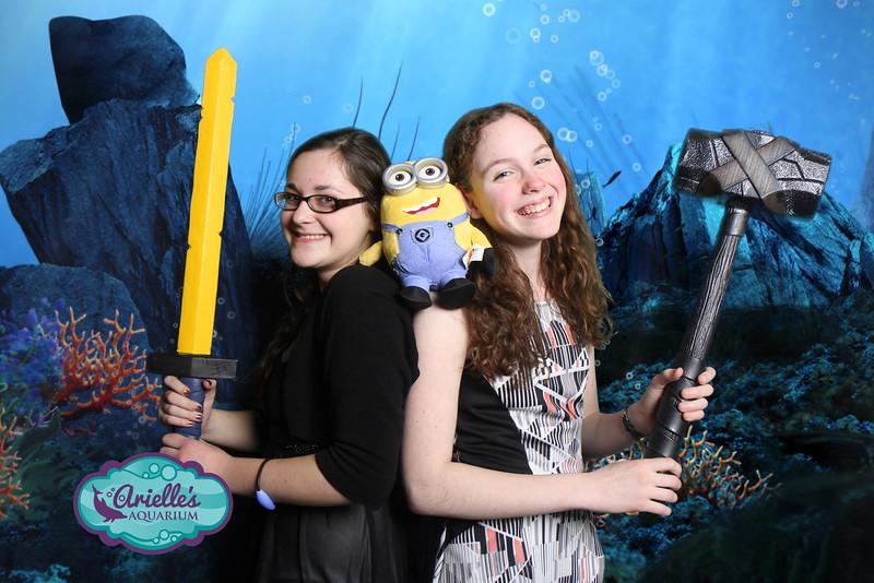 minions bat mitzvah photography NJ NY