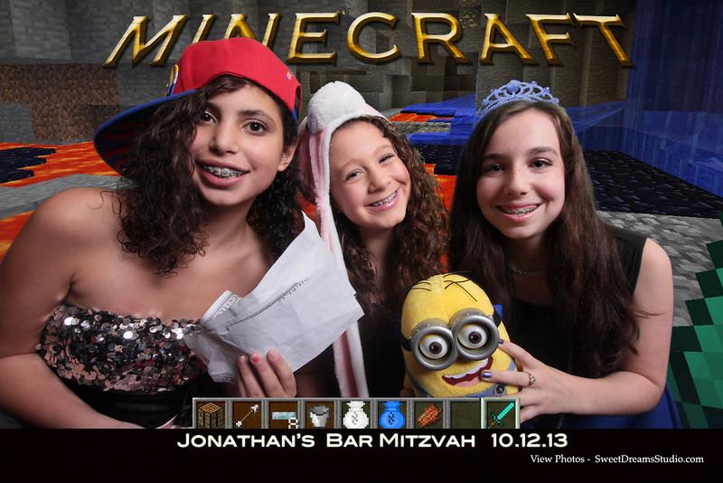 minions bar mitzvah party NJ=