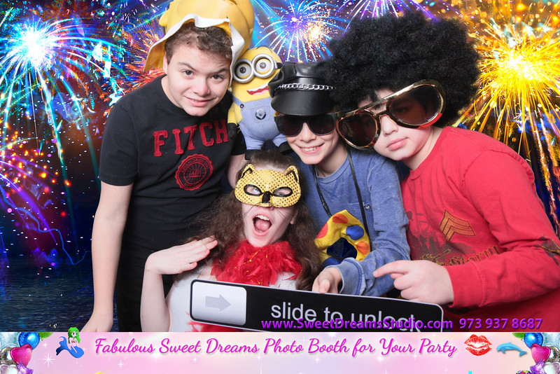 sweet 16 party NJ NY