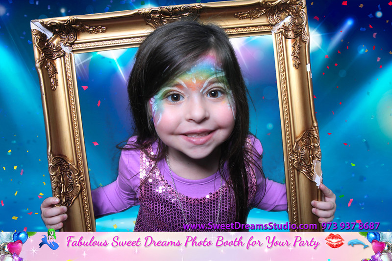 Sweet Dreams Photo Booth Rental for Party Showcase - Bar Bat Mitzvah Sweet 16s NJ NY