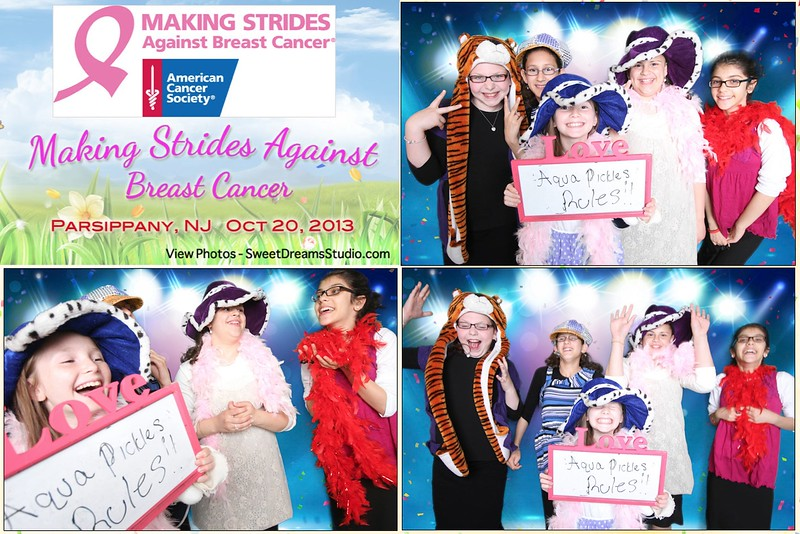 photography booth rental american cancer society NJ NY