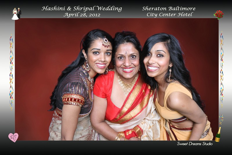 Photo Booth Indian Wedding Sheraton New Jersey New York