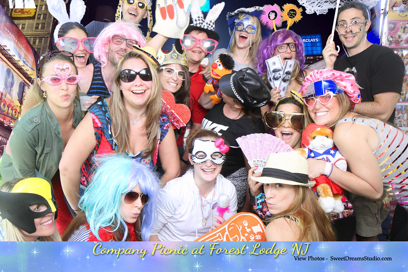 nj photo booth rental