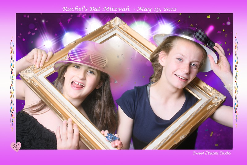 photo booth nj nyc bat mitzvah