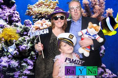 Rayna Bat Mitzvah Party