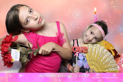 Sari Bat Mitzvah Party