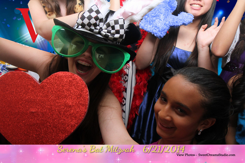 NJ photo booth bar mitzvah party