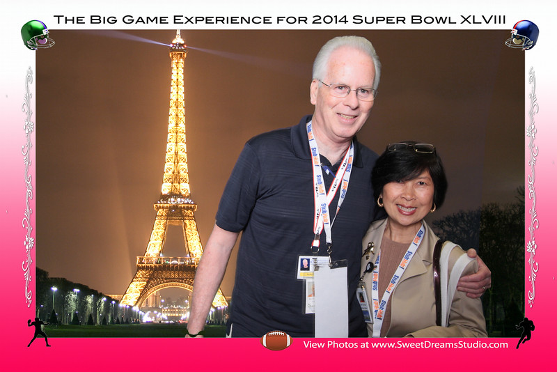 Super Bowl entertainment photo booth rental NY NJ