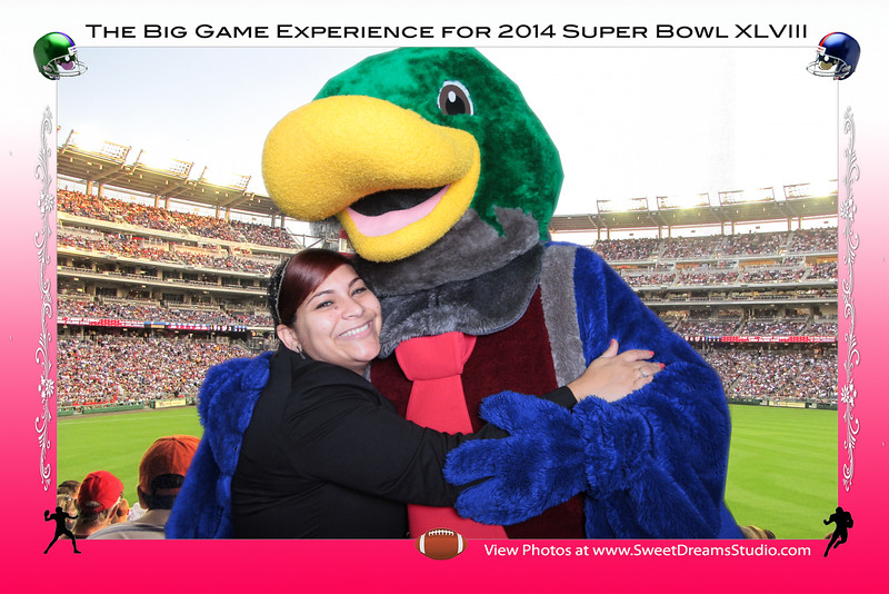Super Bowl party photo booth rental NY NJ