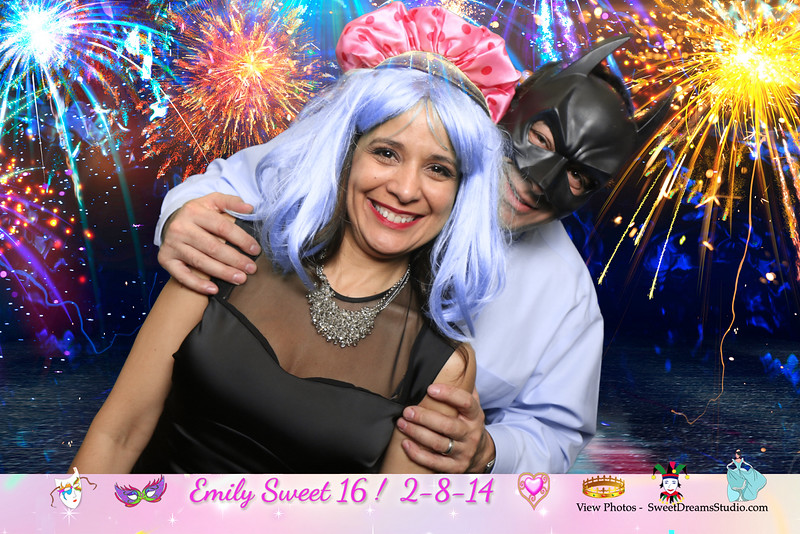 photo booth sweet 16 party NY NJ